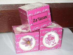 Borang Online Pembelian Za'faran