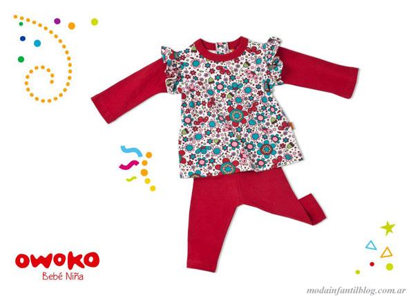 ropa para nenas invierno 2013 owoko