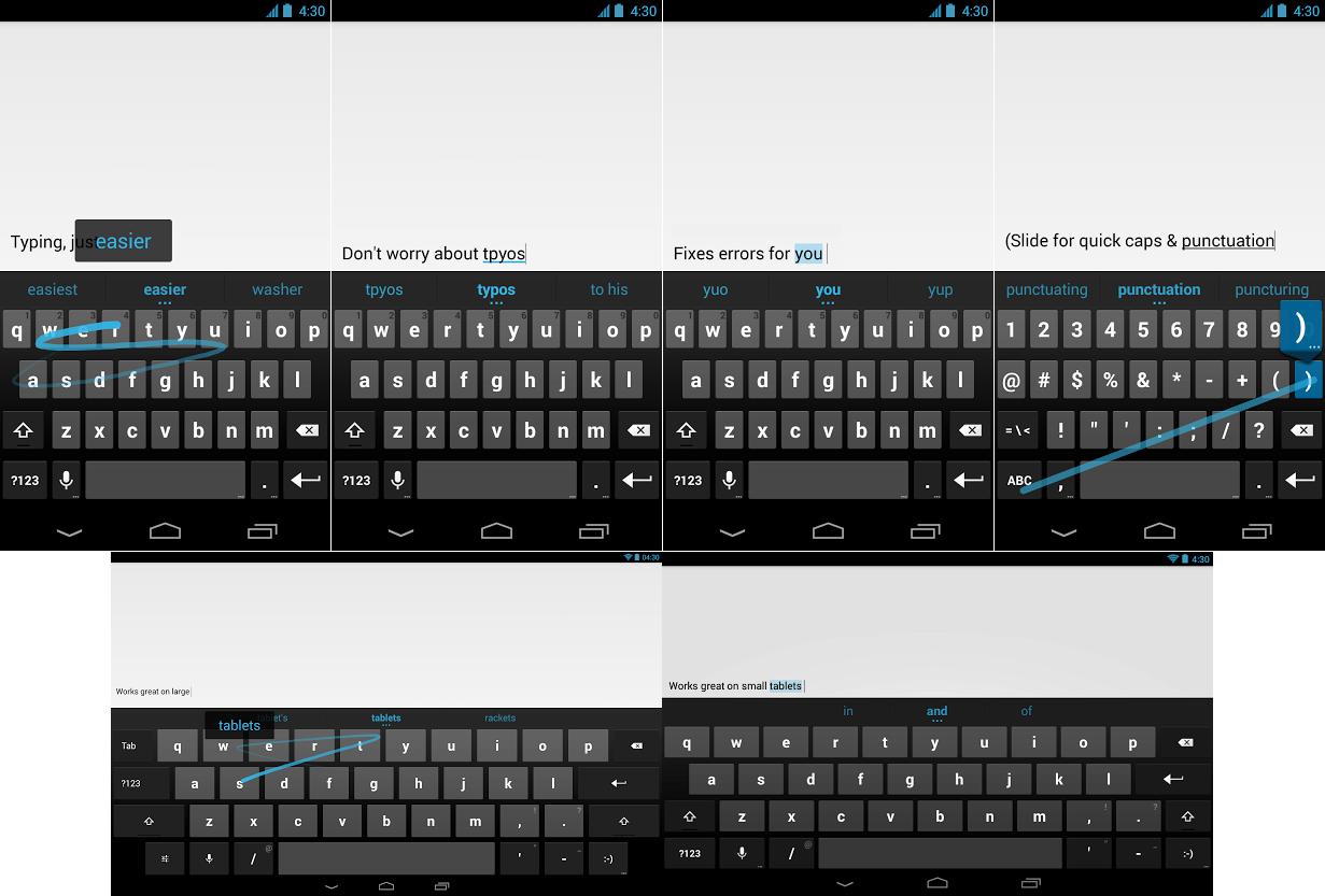 Google Keyboard İndir | Google Klavyesi Android APK İndir