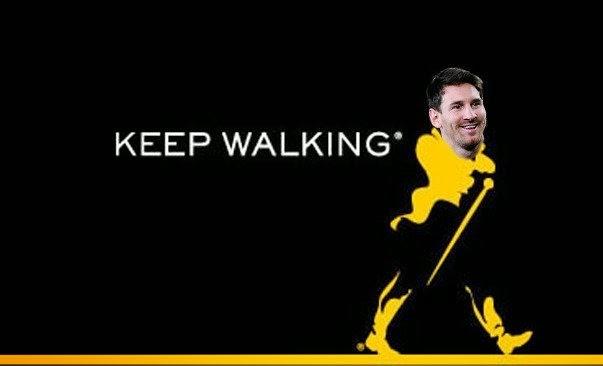 Messi, yo te banco