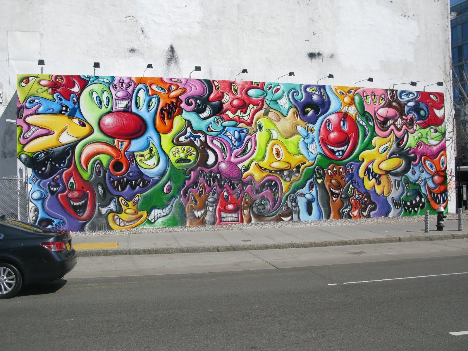 At149st New York City Graffiti Vs Street Art 2