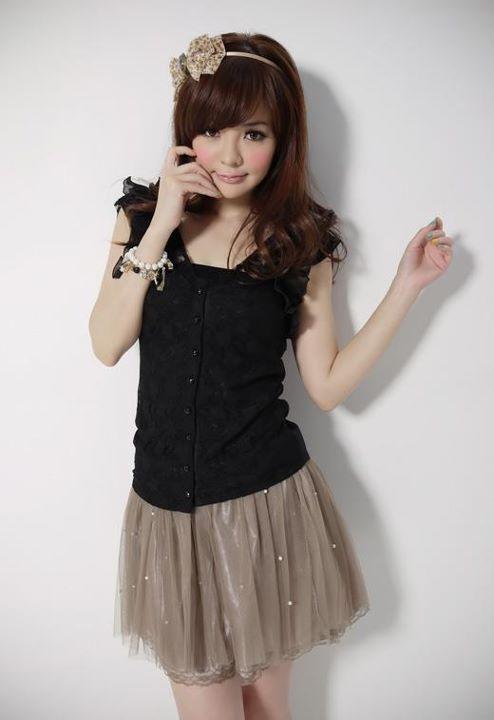 Pakaian Wanita Baju Busana Model Fashion Terbaru 2011