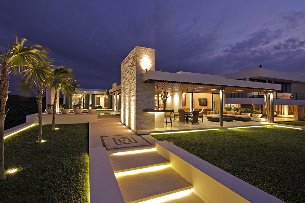 Inmodesarrollo fachadas minimalistas - Casas de iluminacion ...