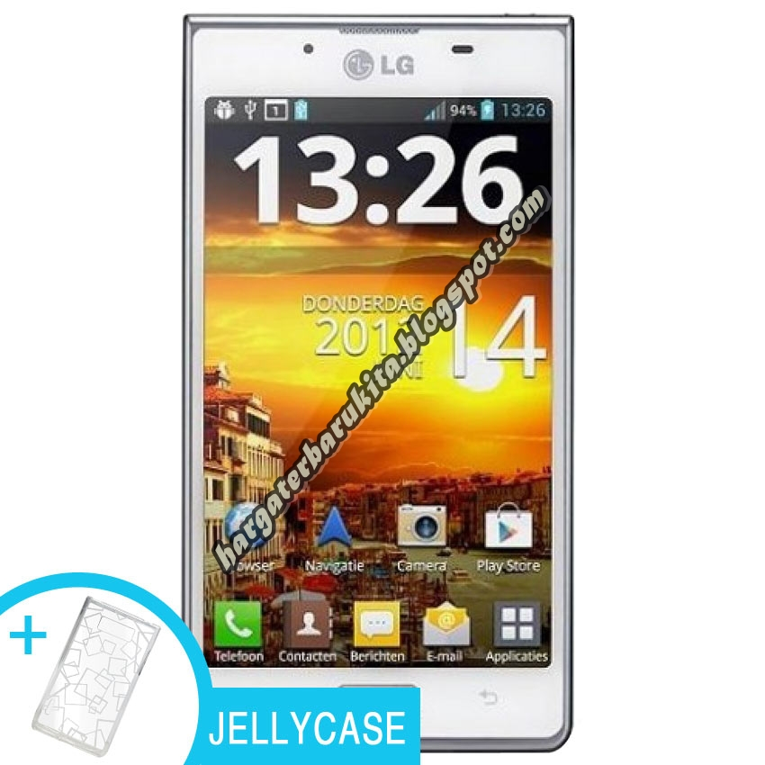 Harga Dan Spesifikasi LG Optimus L7 P705 Terbaru