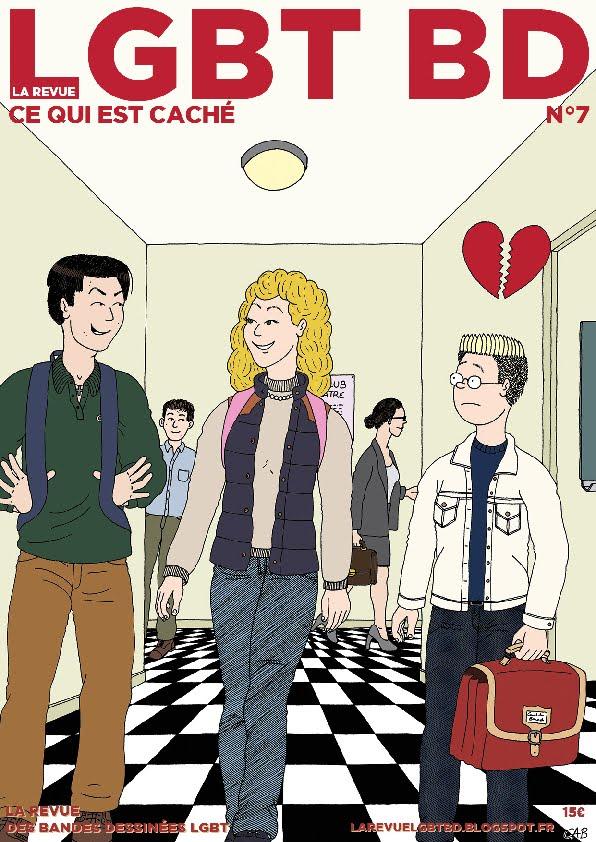 La Revue LGBT BD 7
