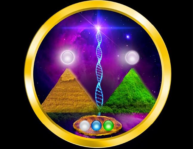 Ha llegado el momento de dar a conocer la información sobre la estructura atómica de su ADN y, específicamente, el Átomo Supremo que se encuentra en el plexo solar de su Ser.
