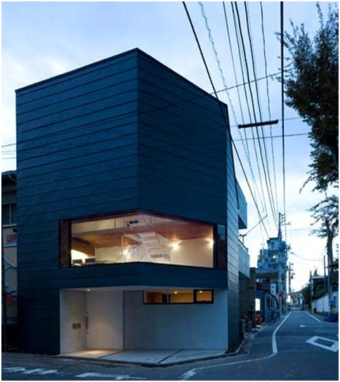 MINIMALIST HOUSE FACADE NICE AND SMALL