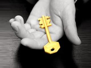 Kunci keberkahan (ilustrasi)