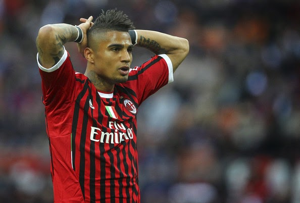 Kevin Prince Boateng Haircut