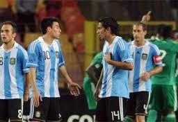argentina fue lamentable