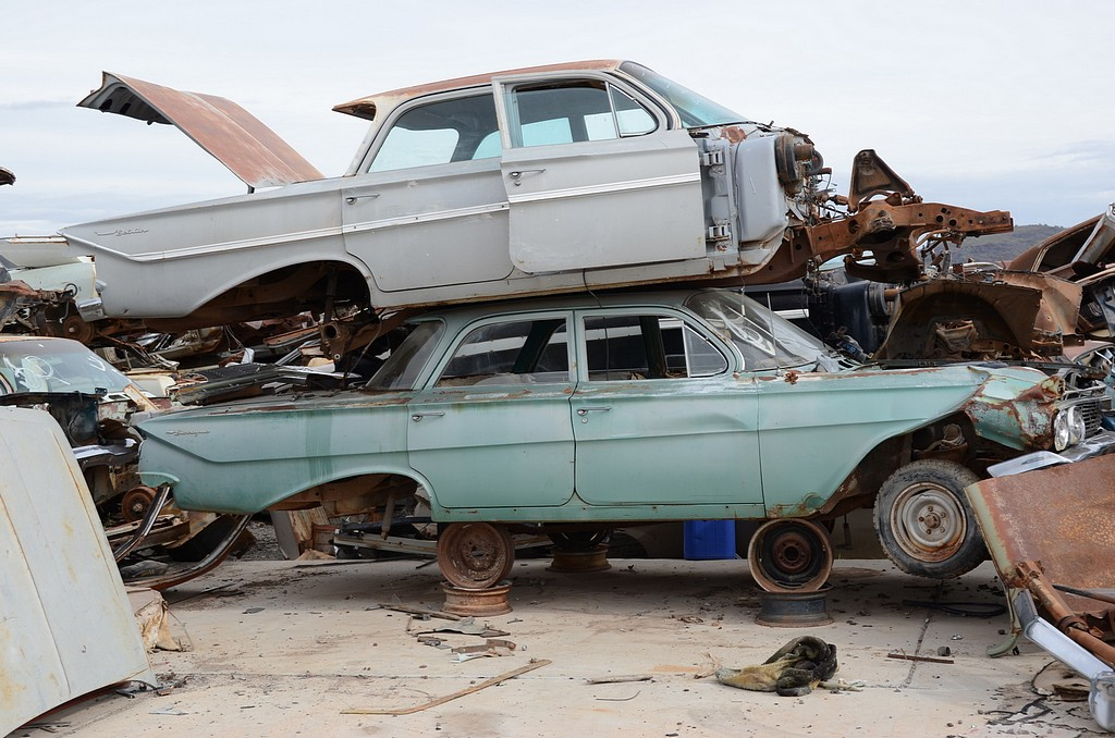 Arizona Junkyard Car Parts