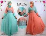 Gamis Malika Glamour CF250 HABIS