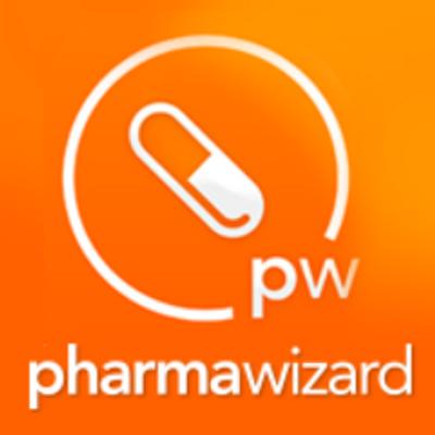 Icona applicazione per Android di Pharmawizard