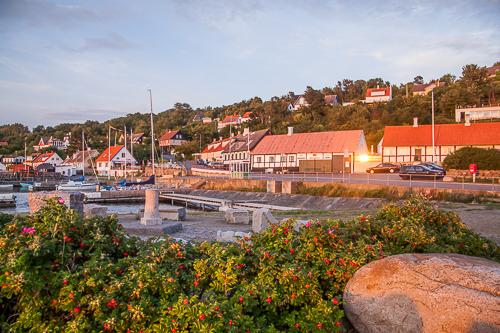 Amalie loves Denmark - Ferienurlaub auf Bornholm, Vang