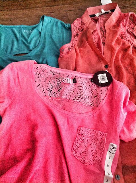 Bright Summer Shirts