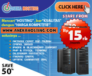 Aneka Hosting Unlimited Murah Indonesia