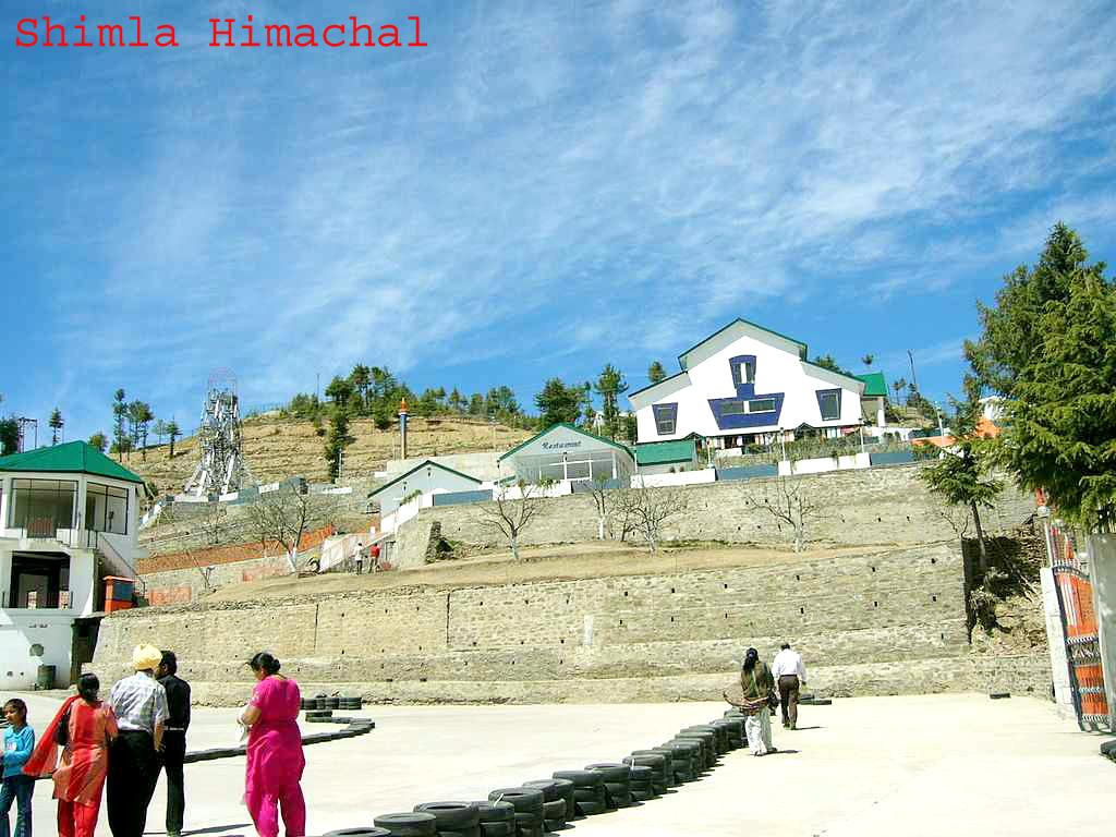 Shimla In Himachal Pradesh Beautiful Places
