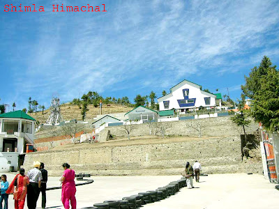 Beautiful Places in Shimla
