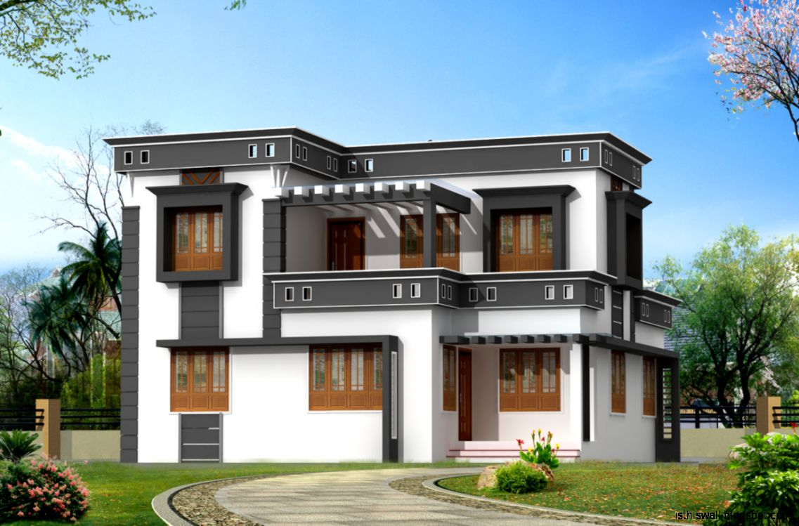 News Home Design Kanakkanatt Villa House Owners Own Design Veedu Old ...