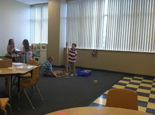 classroom (Brick by Brick)