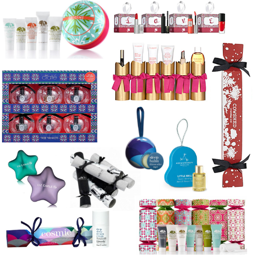 Christmas Beauty Crackers Baubles 2013 This London Life