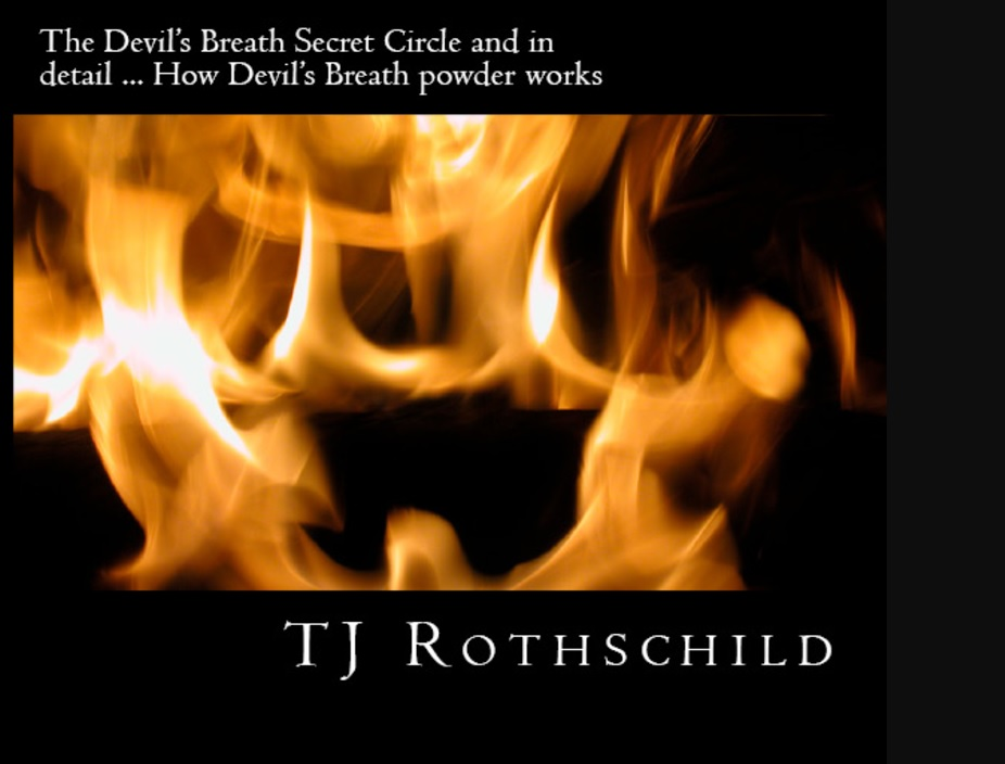 The Devil's Breath Secret Circle on sale Oct. 7, 2017