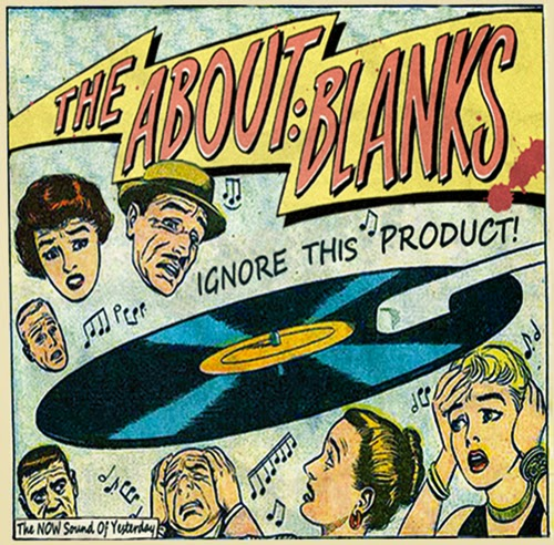 The About Blanks - Ignore This Product Free EP Download