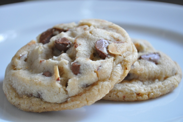 The Ginger Snap Girl: Chewy Chocolate Chip Cookies