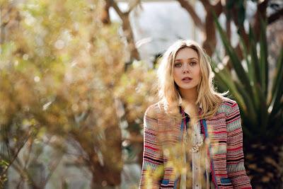 Elizabeth Olsen in ASOS Magazine