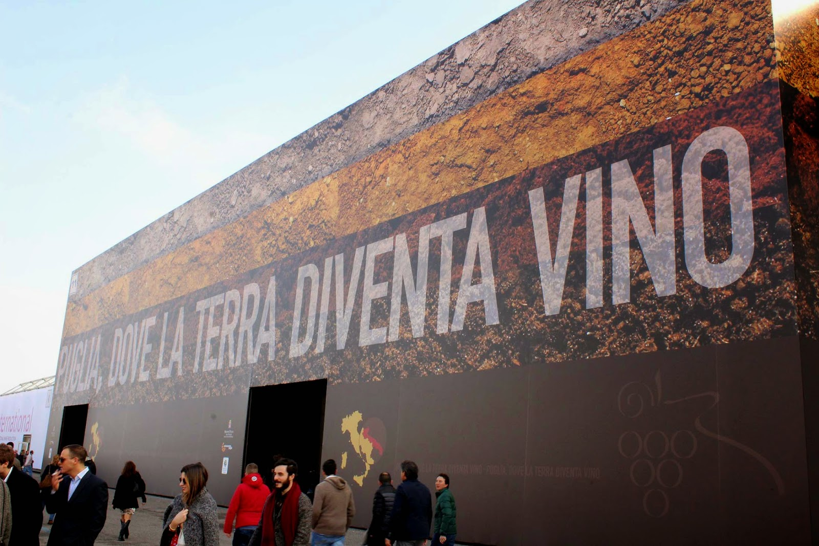 Eniwhere Fashion - Vinitaly 2015 - Puglia