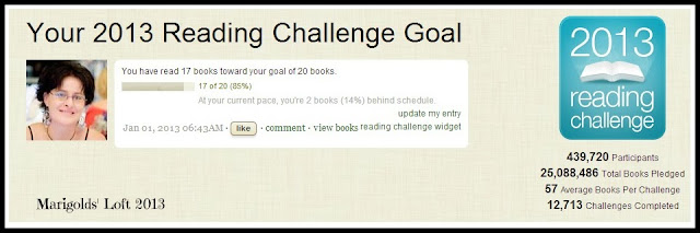 Goodreads Book Challenge