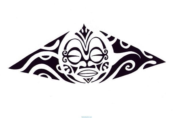 Imágenes diseños de tribales maories tatuajes: