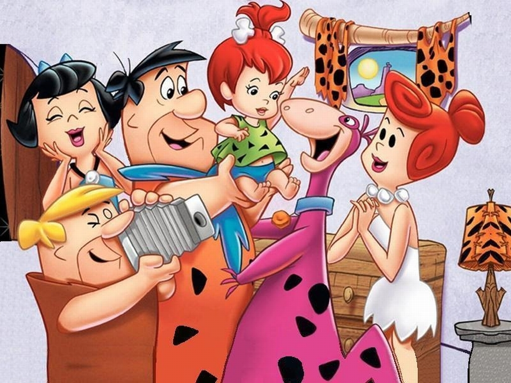 "Filme Os Flintstones pertaining to clube dos ""entas"" de catanduva: os flintstones estrearam na tv em 1960"
