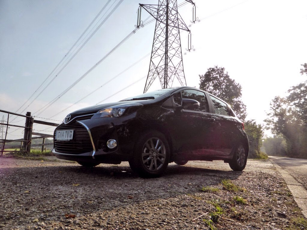 2015 Toyota Yaris 1.33 Icon