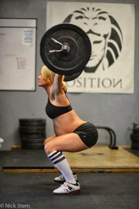 Buenos ejercicios para hacer en el embarazo: pesas