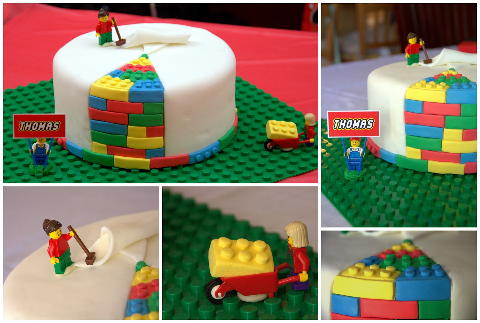 Trs Sucr Custom Confections This Weeks Sweets Lego Cake