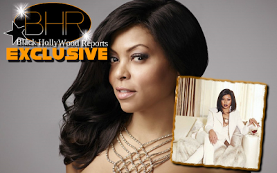 "Empire Star Taraji P. Henson Has Been Named As 2015 ""Entertainer Of The Year"""