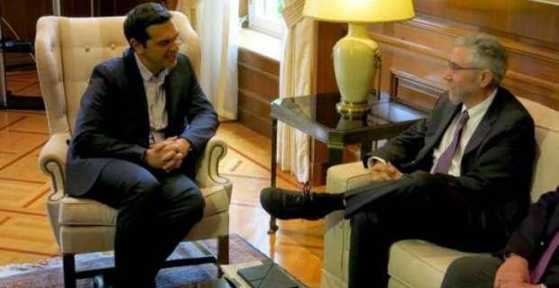Κρούγκμαν: Μονόδρομος για Ελλάδα και Ευρώπη το όχι στη λιτότητα