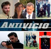 Carme Elías, Joan Crosas, Fanny Gautier, Armando del Río, Raúl Peña y Javier Tolosa