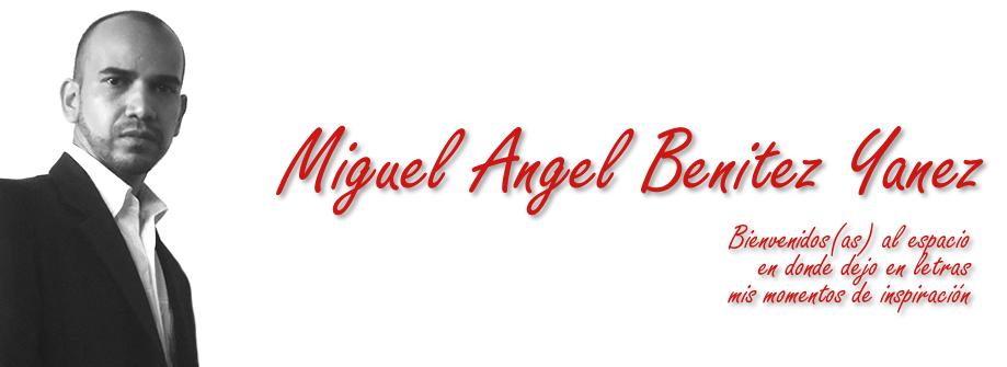 Miguel A. Benitez Y.