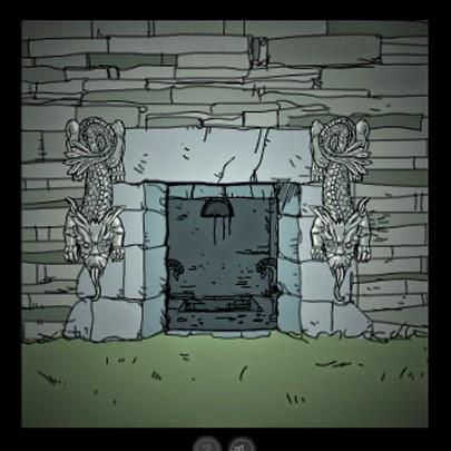 Submachine: Ancient Adventure, flash game walkthrough