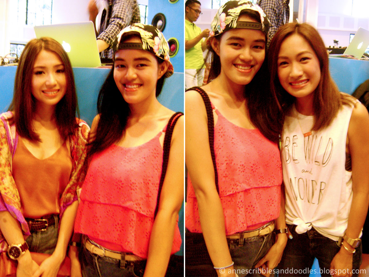 Bloggers United: Kryz Uy and Laureen Uy