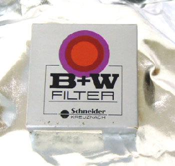 NEW B+W SCHNEIDER 486 48mm OPTICAL UV IR INFRARED FILTER for LEICA UV/IR MRC
