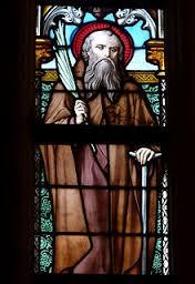 St Helier patron saint of Jersey