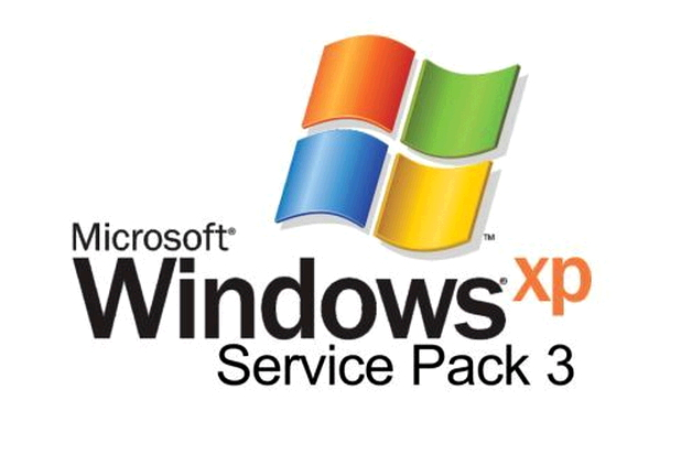 Windows XP Service Pack 3 English