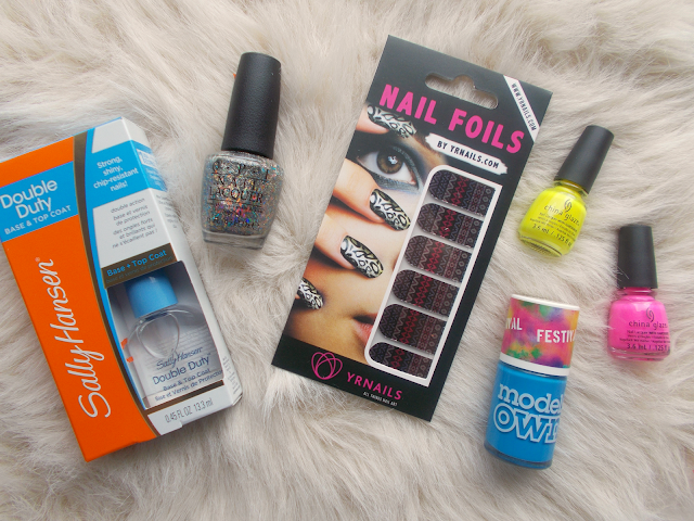 coloristiq manicure box june festival fever nail polish monthly rental subscription opi china glaze models own sally hansen yrnails the naily mail temptatz