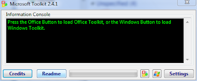 Windows Activation Toolkit : Microsoft Toolkit