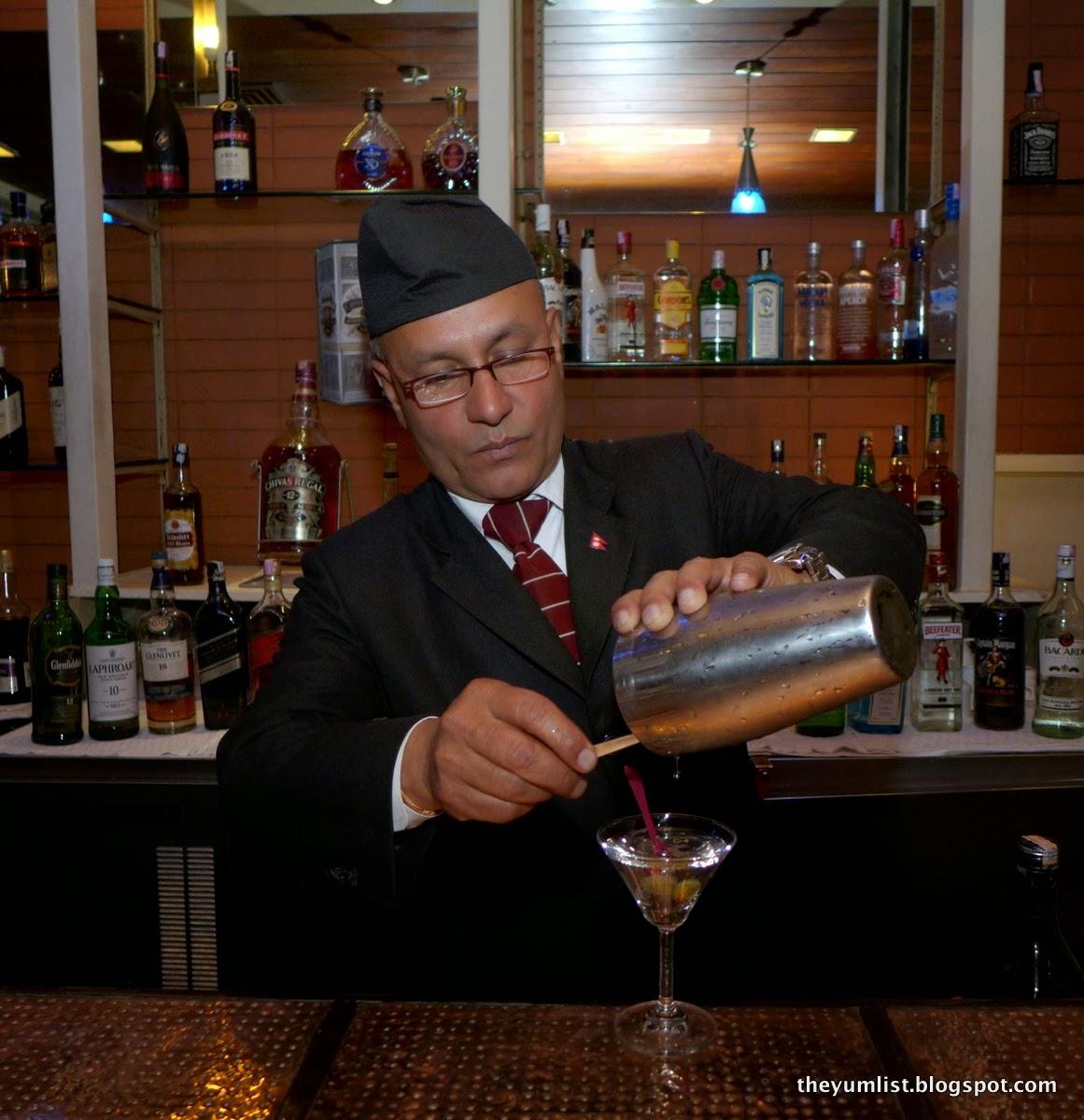 Rodi Bar, Crowne Plaza Kathmandu-Soaltee, Nepal