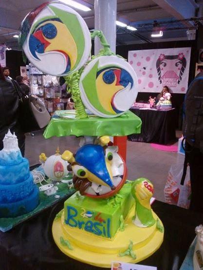 fantasy cake magazzini del cotone genova 2014