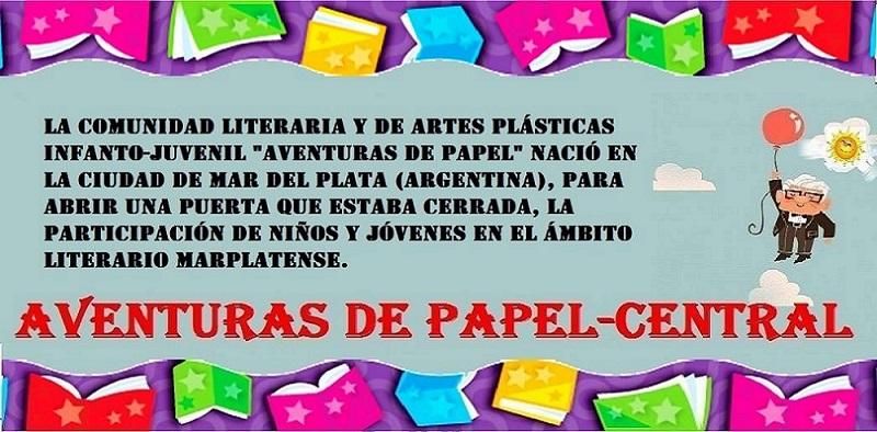 AVENTURAS DE PAPEL NIÑOS